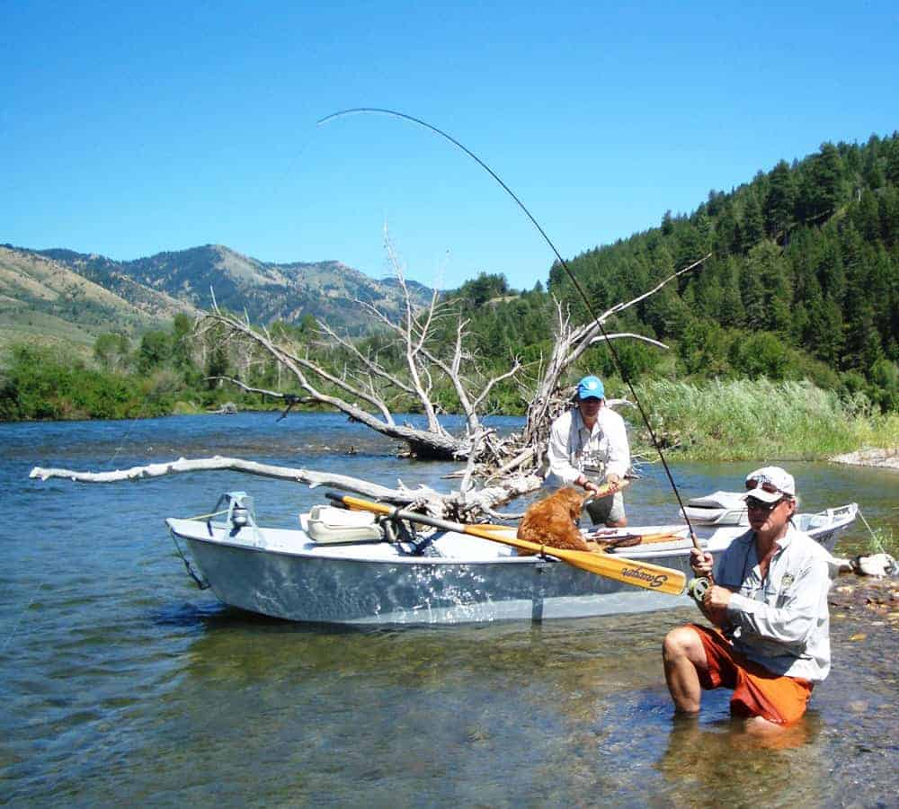 CD Fly Fishing Rods are agile and precise