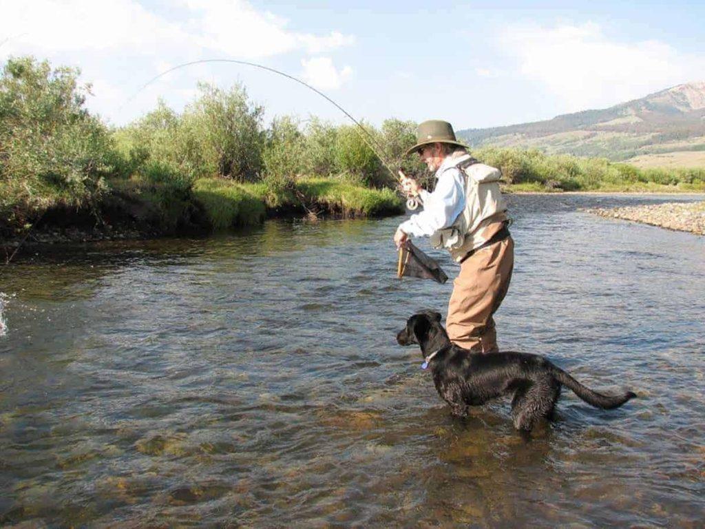 Bruce & Dakota Lost River Fishing