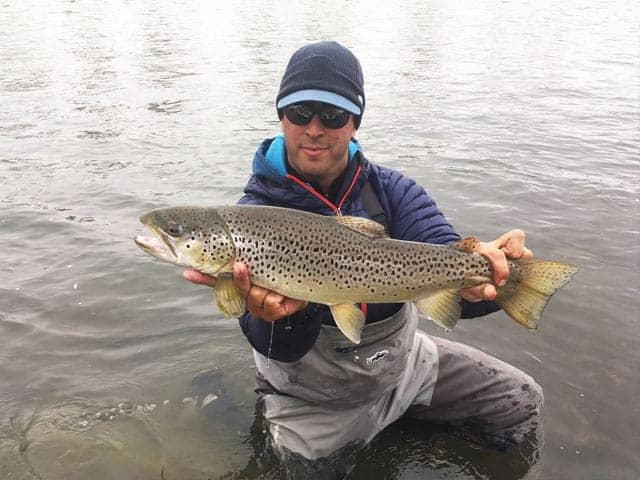 Chad Pavlick Montana Fly Fishing Guide
