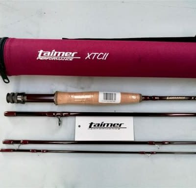 Taimer XTCII Fly Rod Kit