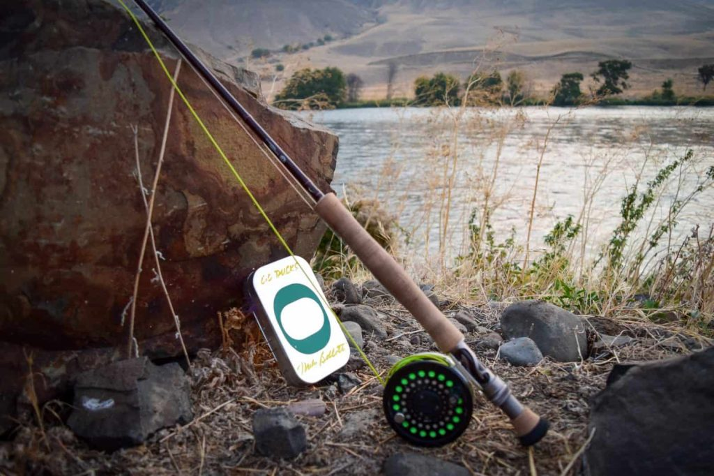 Steelhead fly fishing-single handed spey-cd fishing usa