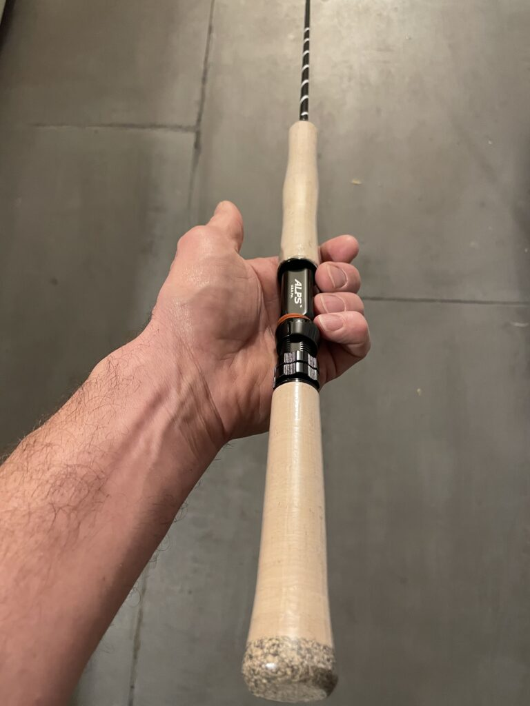 Trout Spey Handle